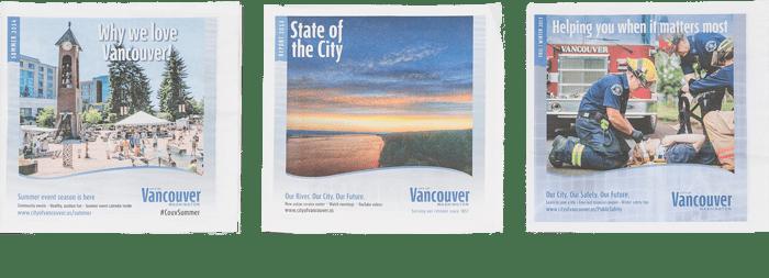 City of Vancouver Quarterly